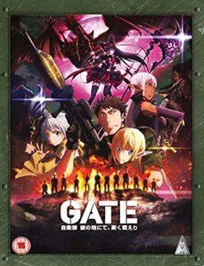 異世界アニメ・ファンタジーアニメ,GATE(ゲート)自衛隊 彼の地にて、斯く戦えり