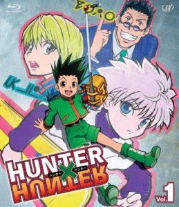 バトルアニメ・戦闘アニメ,HUNTER×HUNTER,ハンターハンター