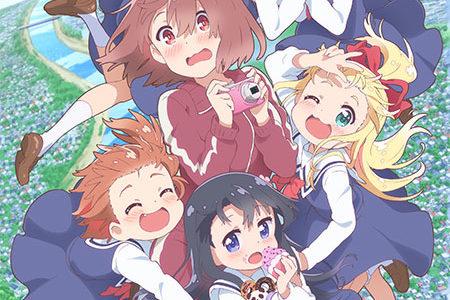 アニメ『私に天使が舞い降りた!』2019年1月より放送開始